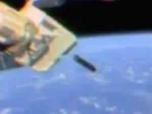 【衝撃動画】国際宇宙ステーションがミサイルをぶっ放していた!? 宇宙から地球を攻撃か?