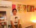 """素晴らしすぎる""""ど貧乏""""アイドルオタク! ルンペン画伯の「現代アイドル画展」@ゴールデン街が楽しすぎる!!"""