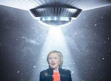 """【悲報】パナマ文書でヒラリーの""""UFO顧問""""が槍玉に! 宇宙人情報開示が延期される可能性!"""