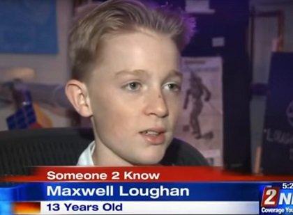 13歳の天才少年がたった1,600円でフリーエネルギー装置を発明!=米ネバダ州