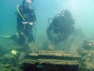 ギリシャの海底古代都市遺跡、実は「人工物ではなかった」ことが判明! 与那国島海底地形をめぐる議論にも影響か?