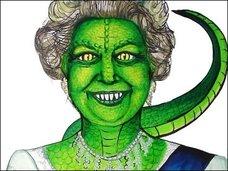 BBC放送中に「エリザベス女王の一部がレプティリアン化した」とのツイート多数! しかし速攻で消去され…!