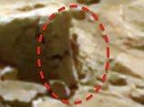 火星でセクシーポーズをキメる小人が激写される! 生命の存在を裏づける決定的証拠か!?