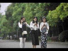 """なんでもヤリます!? 中国の大学キャンパスで""""美人女子大生""""が便利屋を開業中!"""