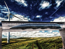 露政府「準備はできている」 魔の音速輸送システムがヤバすぎ! 時速1200キロ超え、真空を突っ走る!!