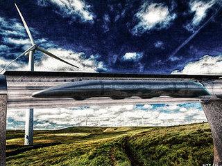 【露政府「準備はできている」 魔の音速輸送システムがヤバすぎ! 時速1200キロ超え、真空を突っ走る!!