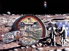 ESA「月面村」建設計画は本当に成功する? 月面に潜む宇宙人は黙っていない!?