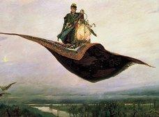 空飛ぶ魔法の絨毯は実在した? 紀元前には国王の軍隊が全部乗れるサイズのものもあった!?