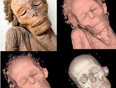 2300年前の古代ミイラが3Dスキャンで、生きているかのように復活…! 最新テクノロジーで次々と明かされる新事実とは?