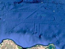 メキシコ沖の「超巨大海底都市」がグーグルアースで発見される!