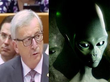 【宇宙人問題】EUトップが爆弾発言「他惑星のリーダーたちがイギリス離脱を懸念している」