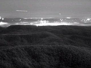 """物理学者グループが""""正真正銘の""""UFO映像を公開! 伝説だった「ブラウン山の怪光」が立証され波紋広がる=米"""
