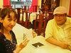 孔子の直系子孫と日本の魔女が奇跡の対談! 日中友好からUFOまでを語る(インタビュー)
