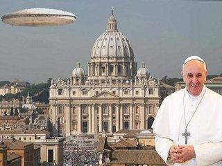 【【衝撃】ローマ教皇、9月に宇宙人情報を公言か!? 聖地エルサレムに「アブラハム3宗教のリーダー」が超・緊急集合で…!