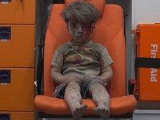 SMAPも五輪もどうでもいい! 地獄のようなシリアの現状を訴えかける5歳少年の表情に衝撃広がる