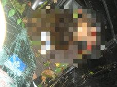 【閲覧注意・実録】一瞬のミスで首が180度回転したドライバー! タイの悲惨な事故現場を取材