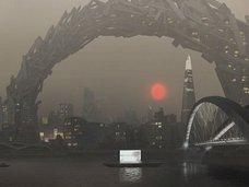 13年後、世界の街並みはこう変わる! 荒廃、スラム化、終末的な「未来予想図」が話題