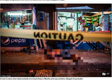 """【閲覧注意】連日の「処刑」ラッシュで、町中が遺体だらけの血まみれに…! フィリピンの武闘派大統領・ドゥテルテの""""最凶""""世直し計画!"""