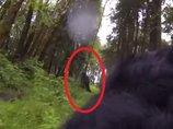 勇敢な犬が巨大ビッグフットと接近遭遇、GoProで激写することに成功=米オレゴン州