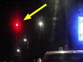 【衝撃動画】夜空に浮かぶ真っ赤な「火の玉」が激写される! 冥界から舞い戻った「人魂」か!?