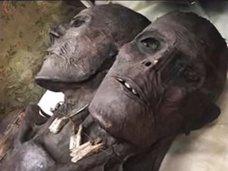 """結合双生児の巨人だった!? 身長3.7m、パタゴニアの""""双頭""""ミイラ「Kap Dwa」の謎"""