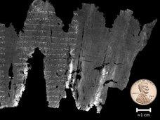 """1800年前の旧約聖書写本「エン・ゲディ文書」がついに解読される! """"聖書考古学における重大発見""""で浮かび上がった真実とは!?"""