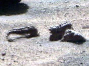 火星で会話中の「エイリアンの幼生」2匹が発見される! ついに現実がフィクションに追いついた!