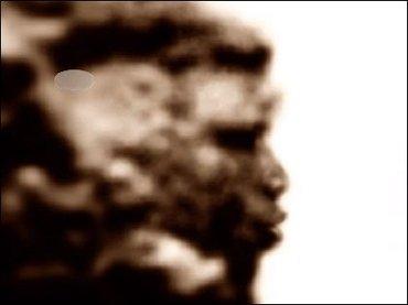 火星で「アフリカ人顔の岩壁彫刻」を発見!NASA公式画像で判明、人類発祥の地は火星か!?