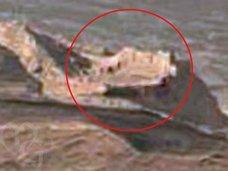 NASA火星探査機が万里の長城ソックリの「城壁」を激写!火星文明が存在した決定的証拠か?