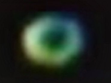 【動画】NASAが「虹色ドーナツ型UFO」を激写! 宇宙人が国際宇宙ステーションを観察している!?