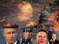 世界のリーダー達による「宇宙・UFOに関する7つの爆弾発言」+11月にプーチン重大発表か?