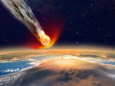 最初の「遺伝物質」は隕石が衝突して誕生!核酸塩基とアミノ酸の生成再現に成功!