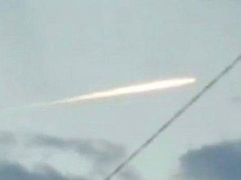 """巨大地震直後、群馬県のJKが""""完璧すぎるUFO""""動画を撮影していた! 火球か、隕石か、UFOか、撮影者に取材!"""