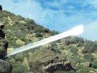 【衝撃画像】カリフォルニア砂漠地帯で謎すぎる発光体見つかる!! 地下基地から現れた小型UFO!?