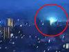 福島地震の真っ只中、謎の「青白い閃光」をニュース映像が激撮していた! トカナが気象庁や専門家に直撃取材、光の正体が判明!?