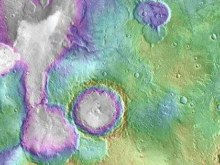 【NASA・ガチ】40億年前の火星は超絶美しい惑星だったことが判明!古代火星文明を裏付ける証拠となるか!?