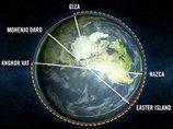 """世界の古代遺跡をつなぐと円環を描くことが判明! この""""配置法則""""は偶然か、古代人からのメッセージか?"""