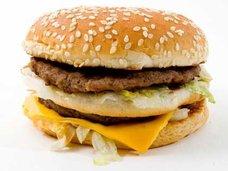 マクドナルドがチョコレート味のハンバーガーを発売!