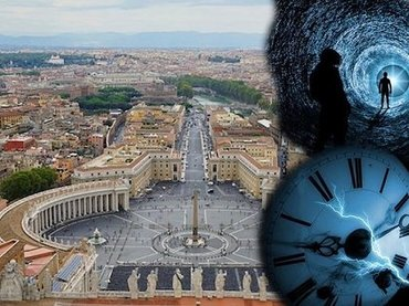 """バチカンにはタイムマシンがある! 聖職者が極秘開発した""""過去を見る""""デバイス「クロノバイザー」とは!?"""