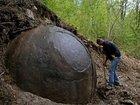 """【衝撃】ボスニアの森で""""人工的な""""球体巨石が発見される! 失われた超古代ピラミッド文明の遺物か!?"""