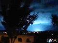 ニュージーランド地震発生中「謎の青白い光」が何度も激撮される! 地震発光現象か、人工地震説か?