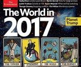 【悲報】英誌『エコノミスト2017』の表紙がタロットで核戦争と世界滅亡を予言! まもなく日本は消滅へ?