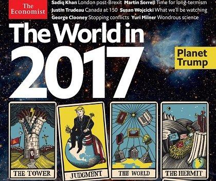悲報】英誌『エコノミスト2017』...