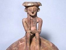 4千年前の『考える人』がイスラエルで発掘される! ロダンは古代イスラエル文明から着想を得ていた!?