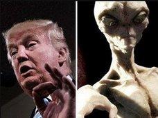 トランプがNASAに暴言? 「火星なんかどうでもいい。俺は宇宙人に会いたい。エウロパ探査しろ」