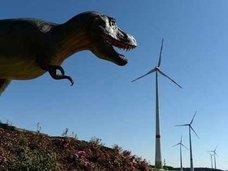 9900万年前の恐竜の尻尾が発見される