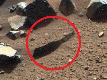 NASA火星探査機が「マチェーテ」を激写! 古代の火星は「北斗の拳」のような世界だった!?