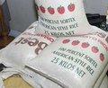 ナイジェリア税関がニセ米を押収してみたら……世界を席巻する「中国製プラスチック食品」