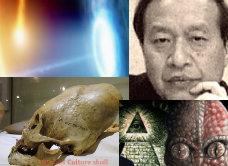 選民だけの地球脱出計画「ノア」と「世界人間牧場計画」が進行中! 闇の勢力・異星人を並木伸一郎が語り尽くす!