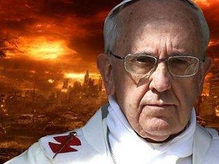 【ローマ教皇が「神と会話する瞬間」が目撃されていた! 第三次世界大戦勃発、我々が生きているうちに人類滅亡か!?